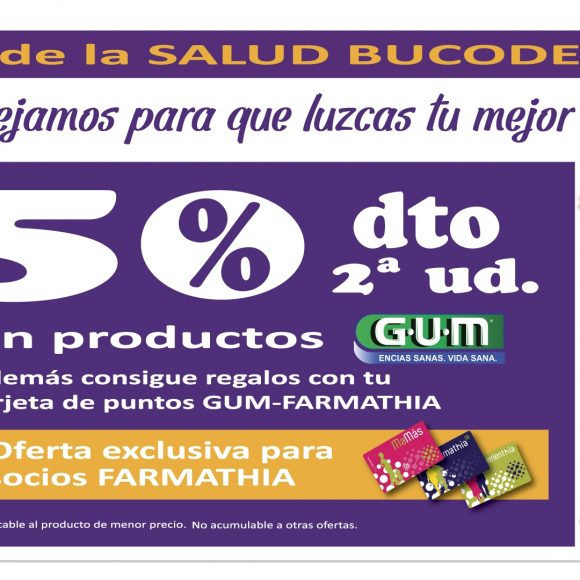 MES BUCODENTAL EN LA FARMACIA