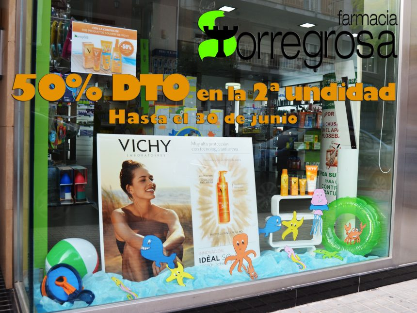 EMPIEZA EL VERANO CON VICHY
